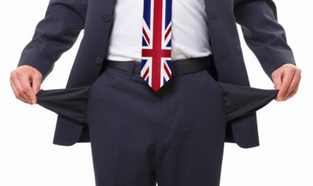Why I am not surprised that 70% of the British are broke