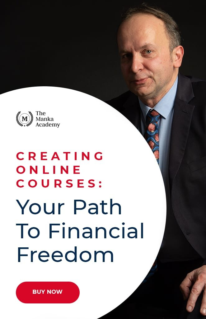 (Pre-Sales) Creating Online Courses: Your Path To Financial Freedom